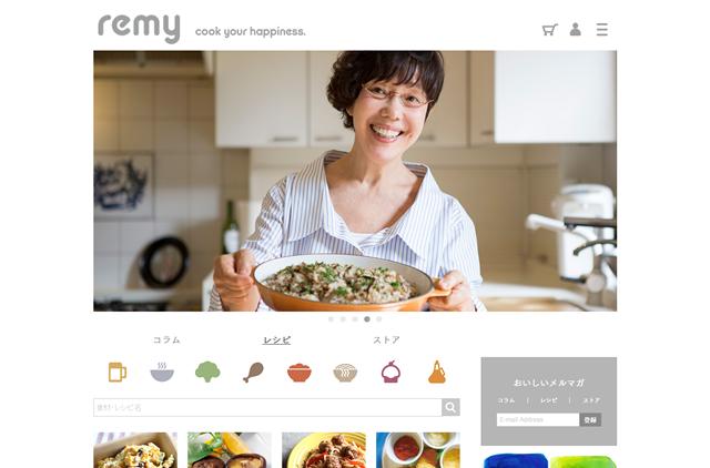 お料理しながらでもレシピを見やすいレスポンシブWebデザイン対応であったり、つくりかたの動画があったりと、細部までとても使い勝手のよいサイトです。