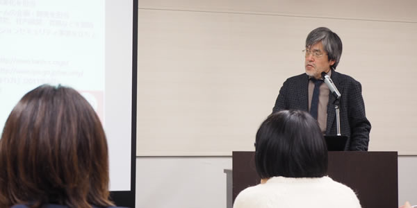 国内Webセキュリティ第一人者と言われる徳丸浩先生ご講演